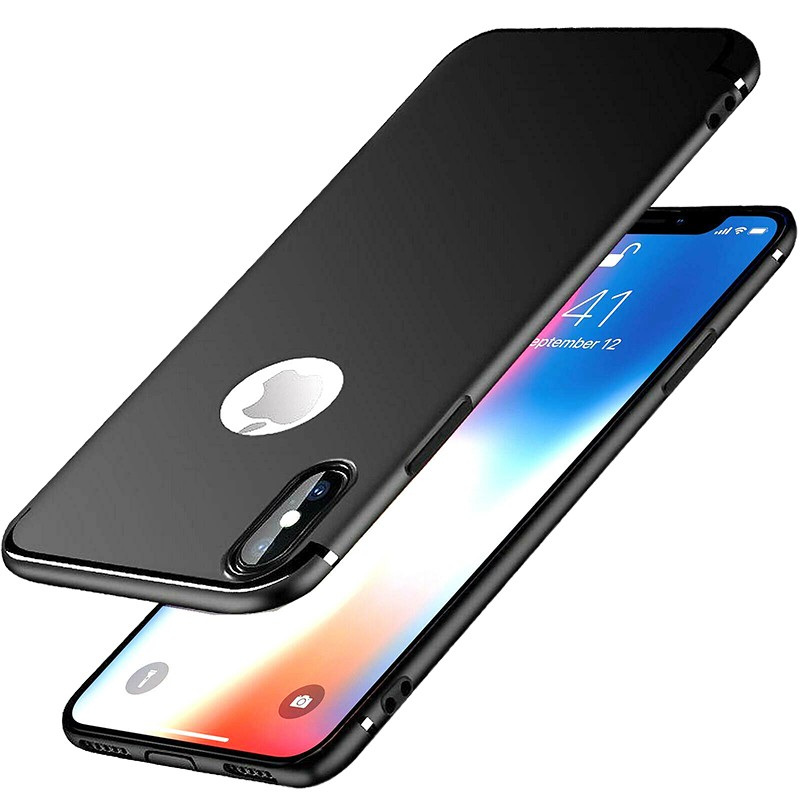 iPhone X / XS - iPhone XS  Ultra slimfit skydd / fodral / case / skal -
