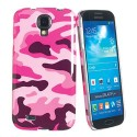 Samsung S4 / S4 LTE+ - Samsung Galaxy S4 / S4+ Muvit Camou Cover / Skal / Skydd  -